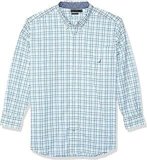 Men's Big & Tall Printed Button Down Shirt