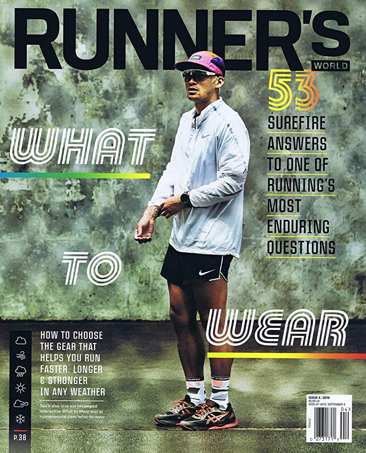 クレデンシャル知事友情Runner's World [US] No. 4 2019 (単号)
