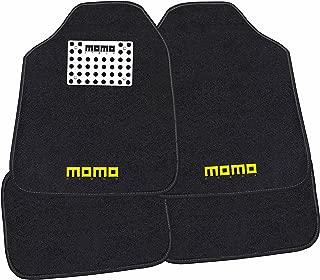 Set 4-Universal MOMO Italy CM009BG Carpet Car Mat PVC