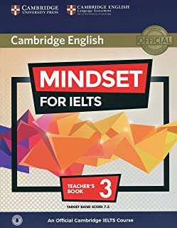 Mindset for IELTS Level 3 Teacher's Book with Class Audio: An Official Cambridge IELTS Course