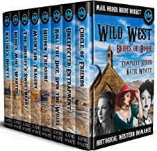Box Set Wild West Brides of Bodie Complete Series (Box Set Complete Series Book 2)