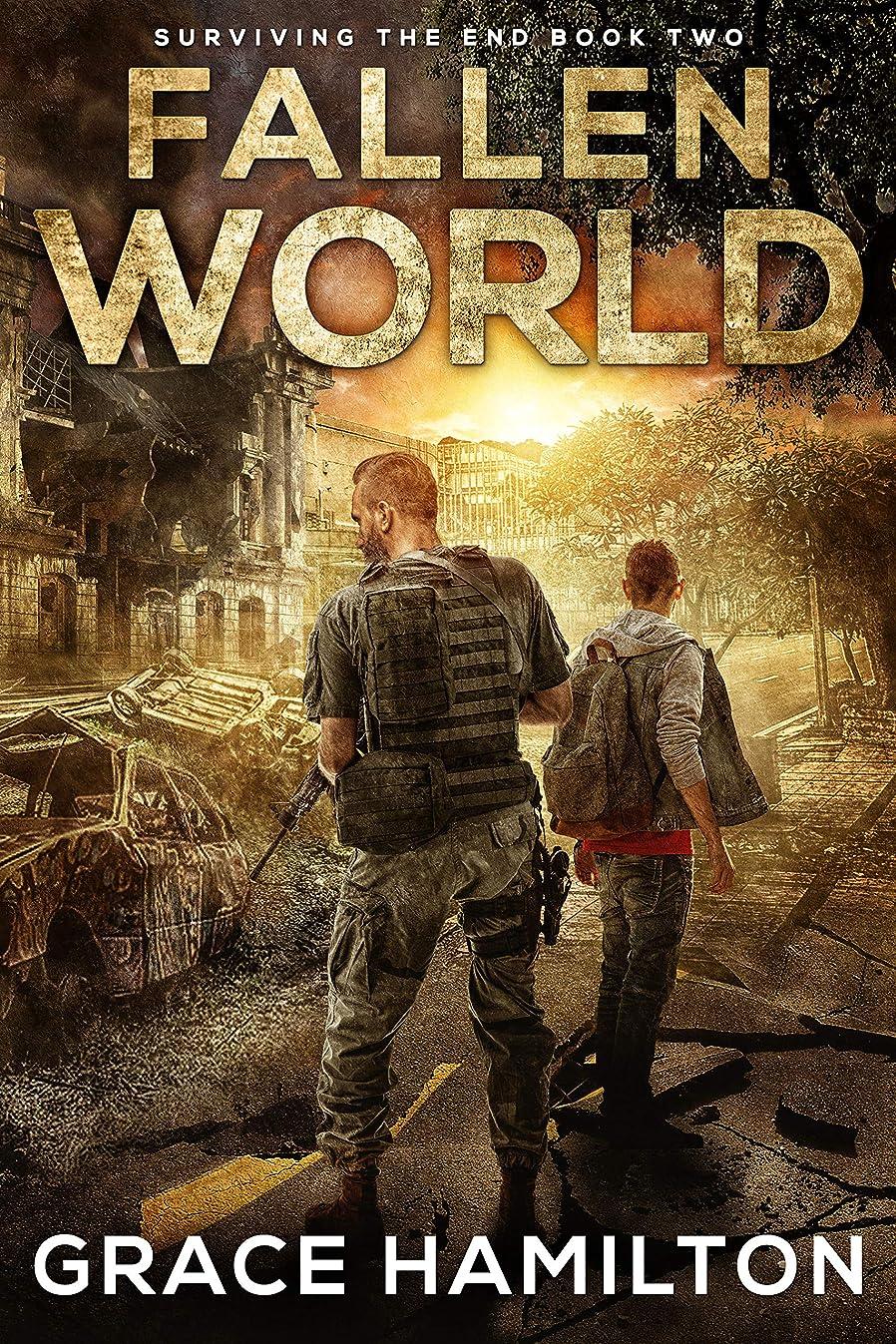 リンス余剰精算Fallen World (Surviving the End Book 2) (English Edition)