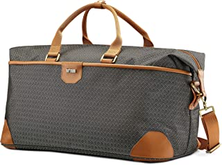 Hartmann Luxe, Walnut Brown Jacquard