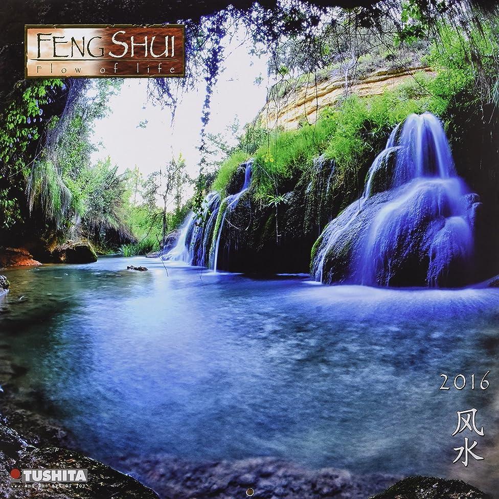 底動物セールスマンFeng Shui Flow of Life 2016 (Mindful Editions)