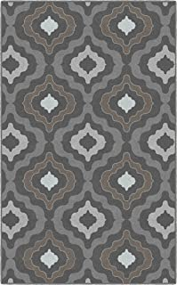 Brown And Grey Area Rug