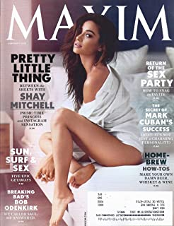 Shay Mitchell (Pretty Little Liars) * Mark Cuban * Bob Odenkirk * Lisalla Montenegro Wilson * Shantel Vansanten * Maxim Magazine