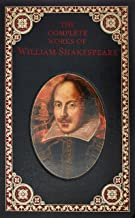 The Complete Works of William Shakespeare (Collectible Leather Edition)