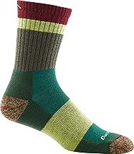 Darn Tough Heady Stripe Micro Crew Light Cushion Sock - Men's