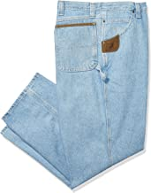 ملابس عمل Wrangler Riggs من Ripstop Carpenter Jean للرجال -  Riggs Workwear Carpenter Jean 34W x 34L