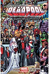Deadpool Vol. 5: Wedding of Deadpool: Wedding of Deadpool (Marvel Now) Kindle Edition