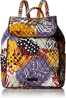 Vera Bradley Drawstring Backpack, Signature Cotton