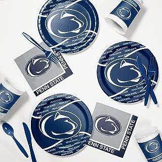 Penn State University Tailgating Kit, Serves 8