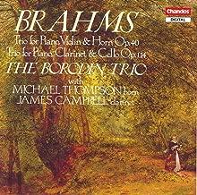 Brahms: Horn Trio / Clarinet Trio