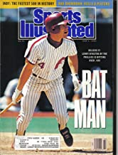 Sports Illustrated June 4 1990 (BAT MAN -LENNY DYKSTRA-)