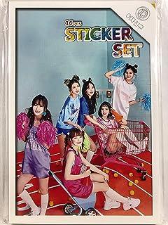 TradePlace GFRIEND ジーフレンド ヨジャチング グッズ / フォト ステッカー シール 16シート(87枚)セット - Photo Sticker 16sheets(87pcs) 韓流 K-POP 韓国製