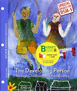 Developing Person Through Childhood & Adolescnce (Loose Leaf) with DSM5 Update & LaunchPad 6 Month Access Card