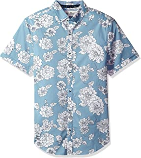 Men's Scattered Floral Shirt
