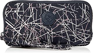 Kipling5400879083251femmePortefeuillesBleu (Navy Stick Pr) 19x9.5x1.5 Centimeters (B x H x T)