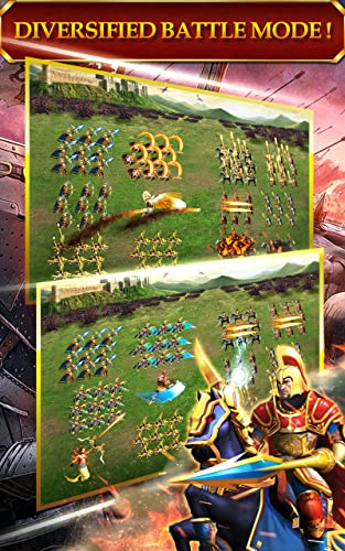 『Glory of Empires: Age of Kings』の4枚目の画像