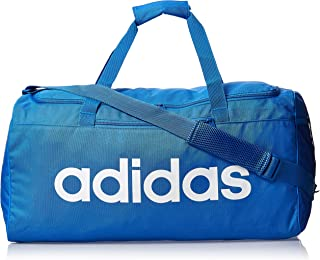 adidas Unisex-Adult Duffel Bag, True Blue - DT8621