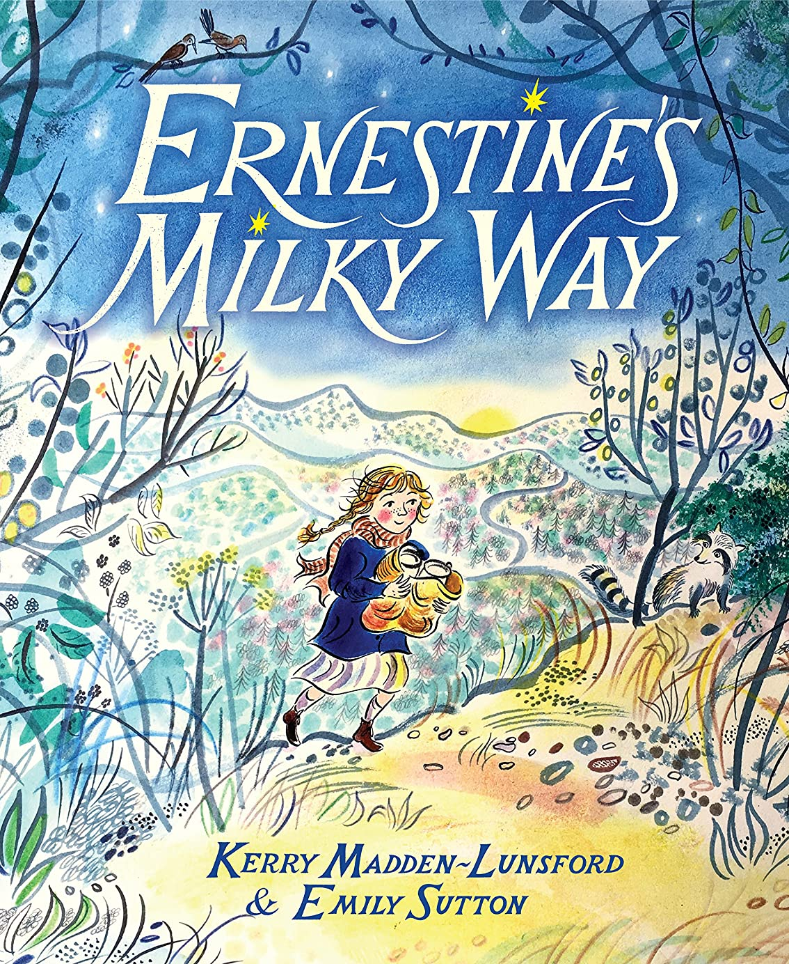 女の子共同選択ギャロップErnestine's Milky Way (English Edition)
