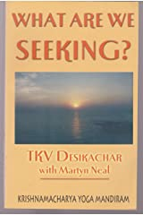 What are we seeking? Paperback