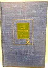 Crime and Punishment (Modern Library First Edition) by Fyodor Dostoyevsky, Translated by Constance Black Garnett