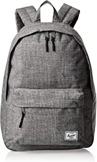 Herschel 10500-00919-Os Classic Unisex Casual Daypacks Backpack - Raven Crosshatch