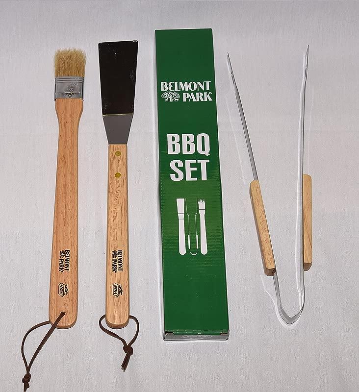 Belmont Park Barbecue Set