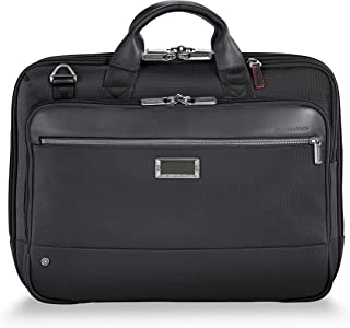 Briggs & Riley @work Medium Briefcase, Black