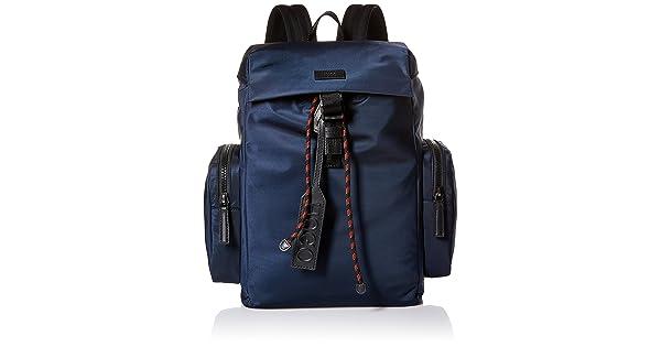 HUGO by Hugo Boss Capital Nylon Backpack Dark Blue One Size 50379645