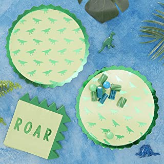 ginger ray party plates