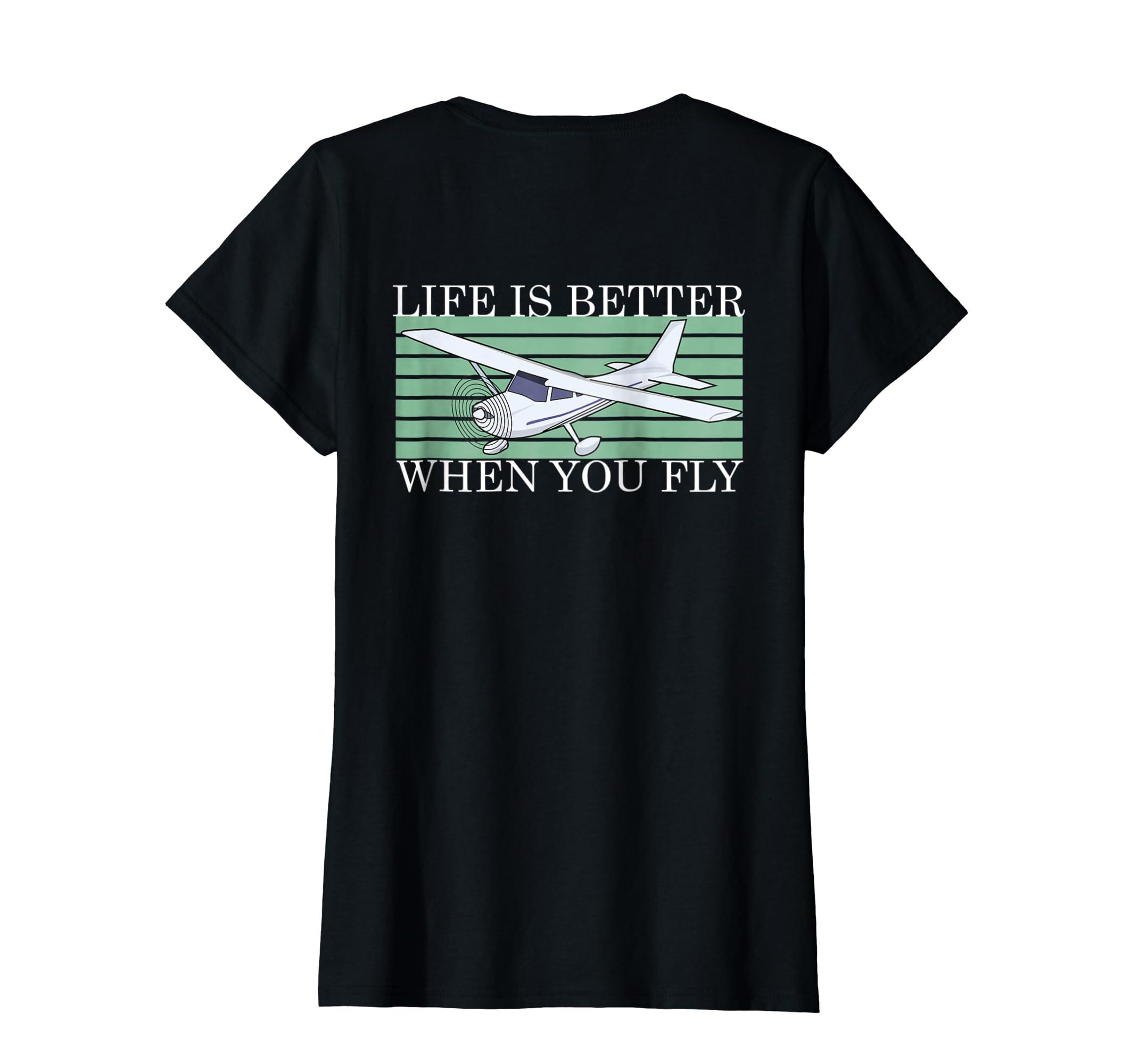 RC Airplane T Shirt Remote Control Plane Hobbyist