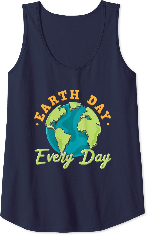 La Madre Tierra necesita ayuda Protecci/ón del medio ambiente Camiseta sin Mangas