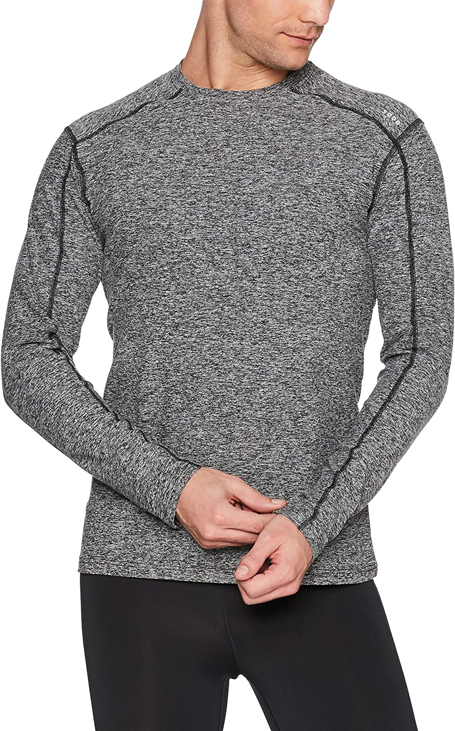 SODO Men's LongSleeve Commute Performance Shirt