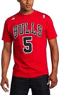 NBA Chicago Bulls Carlos Boozer Name & Number T-Shirt