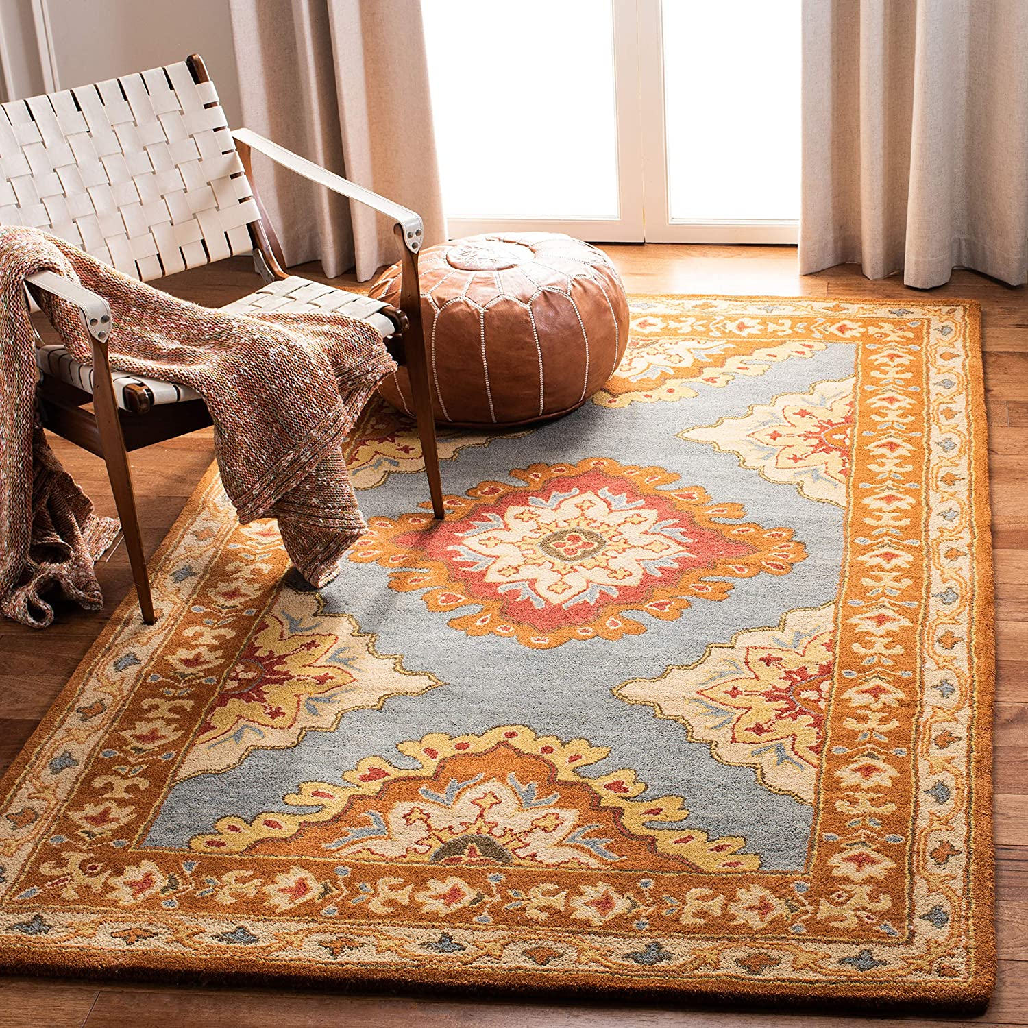 Sales results No. 1 Safavieh Heritage Collection Direct sale of manufacturer HG408A Handmade Orienta Traditional