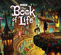 The Art Of The Book Of Life Hardcover