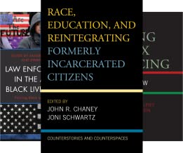 Critical Perspectives on Race, Crime, and Justice (4 Book Series)