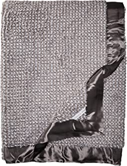 Luxe Herringbone Adult Throw