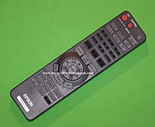 Epson Projector Remote Control: EH-TW5910, EH-TW6100, EH-TW6100W, EH-TW8100