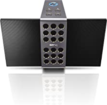 BenQ treVolo Wireless Bluetooth Portable Electrostatic Speaker -Black Best Sound Experience in Jazz Pop and Classical Musi...
