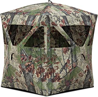 Barronett Radar Ground Hunting Blind, 2 Person Pop Up...