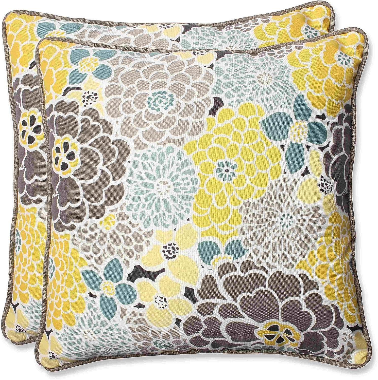 Pillow Perfect Outdoor Indoor Lois Throw 11.5