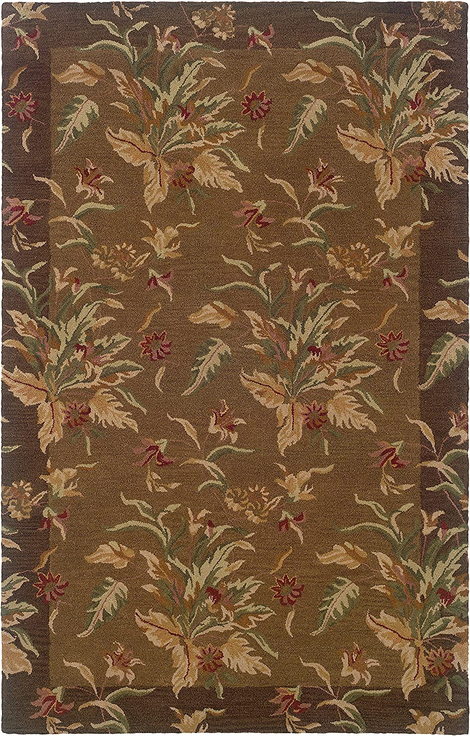 Animer and price revision Oriental Weavers WINDSOR 23101 Beige 3'6 Rug Rapid rise Rectangle Han 5'6 x