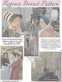 regency hats and bonnets