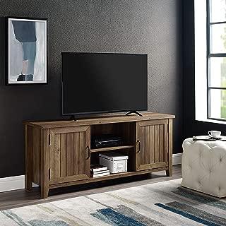 WE Furniture AZ58CS2DRO TV Stand, 58