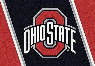 Ohio State Buckeyes (Red-O) NCAA Milliken Team Spirit Area Rug (2'8