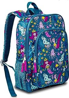 mermaid backpack for school