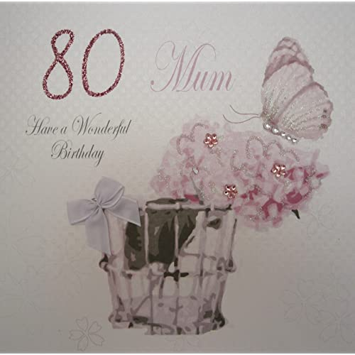 80th Birthday Gifts For Mum Amazoncouk